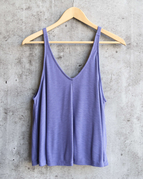 free people - dani essential ribbed tank - more colors