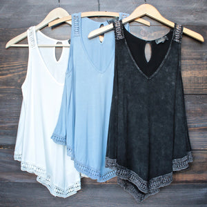 soft boho tank top (more colors) - shophearts - 1