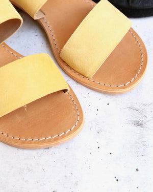COCONUTS By Matisse - Limelight Slide Sandal in More Colors