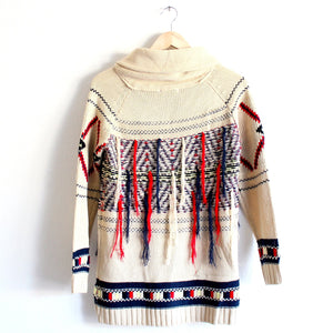 fringe with benefits cardigan - shophearts - 2