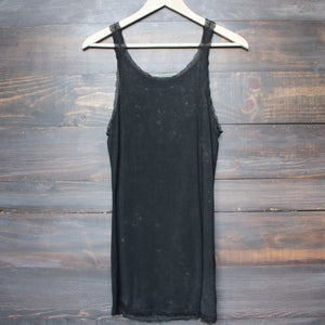 soft mineral wash vintage tank top (more colors) - shophearts - 4