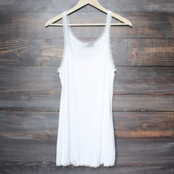 soft mineral wash vintage tank top (more colors) - shophearts - 1