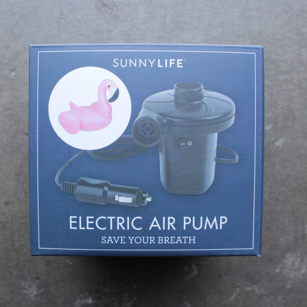 sunnylife - portable electric air pump - shophearts - 1