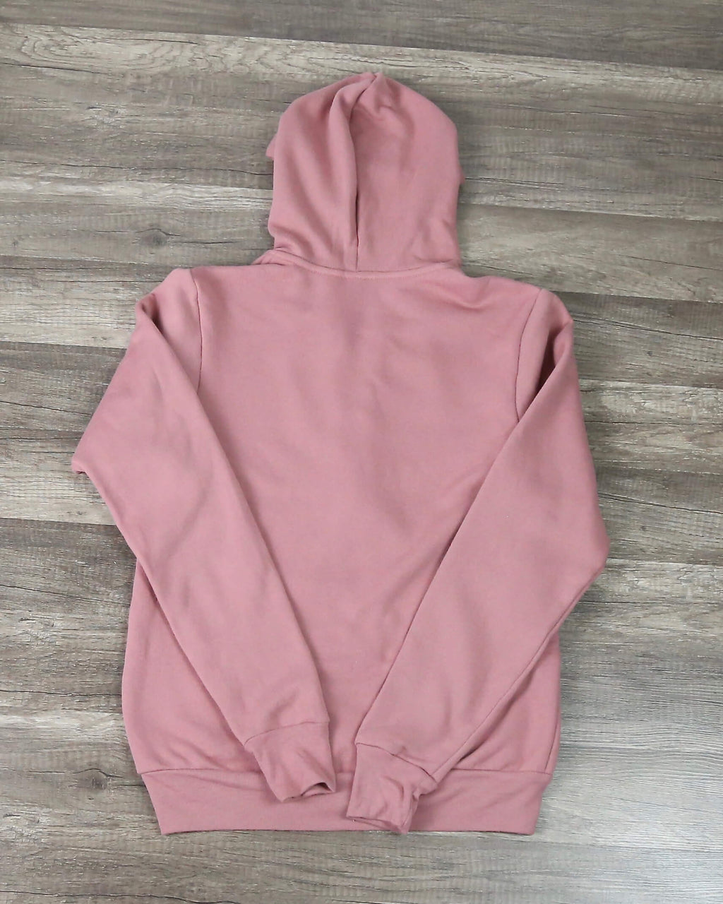 Distracted - Unisex Sponge Fleece Full-Zip Hoodie - Mauve