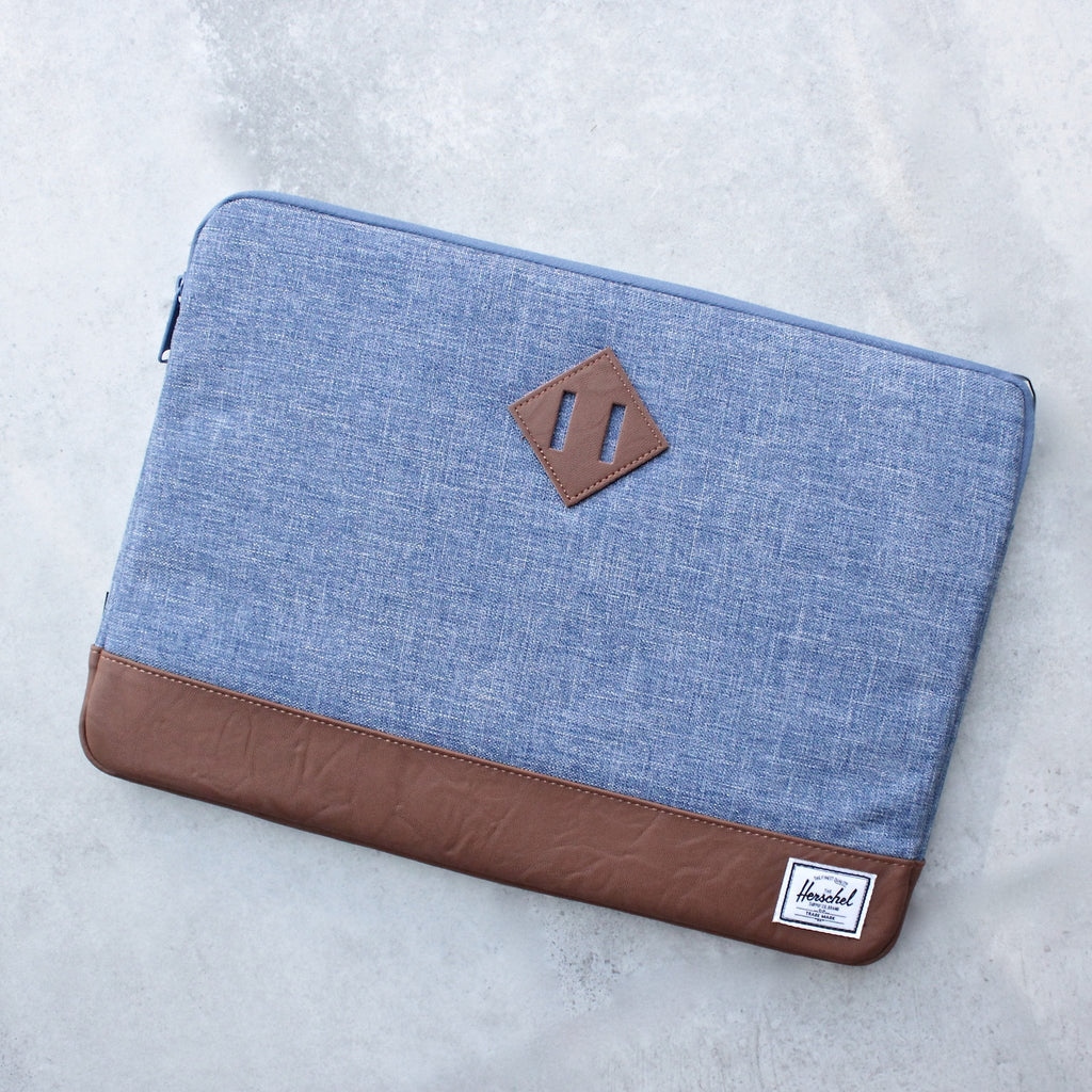 "Herschel Supply Co. - Heritage Sleeve | MacBook 13"" - shophearts - 1"