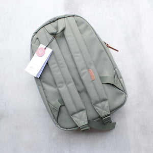 Herschel Supply - Settlement Backpack | Mid-Volume - Deep Lichen Green - shophearts - 2