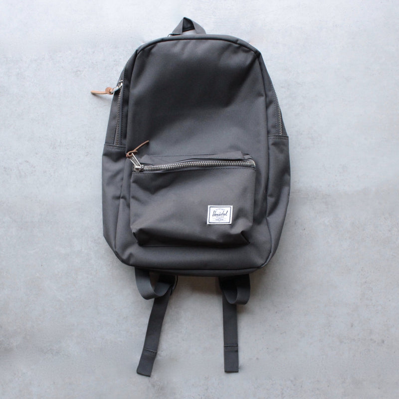 Herschel Supply - Settlement Backpack | Mid-Volume - Charcoal - shophearts - 3