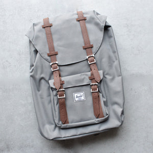 Herschel Supply Co. 'Little America' Backpack - grey - shophearts - 1