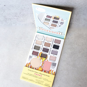 theBalm cosmetics - Travel Friendly Balm Jovi Rockstar Face Palette - shophearts - 4