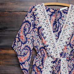 dream catcher paisley romper - shophearts - 2