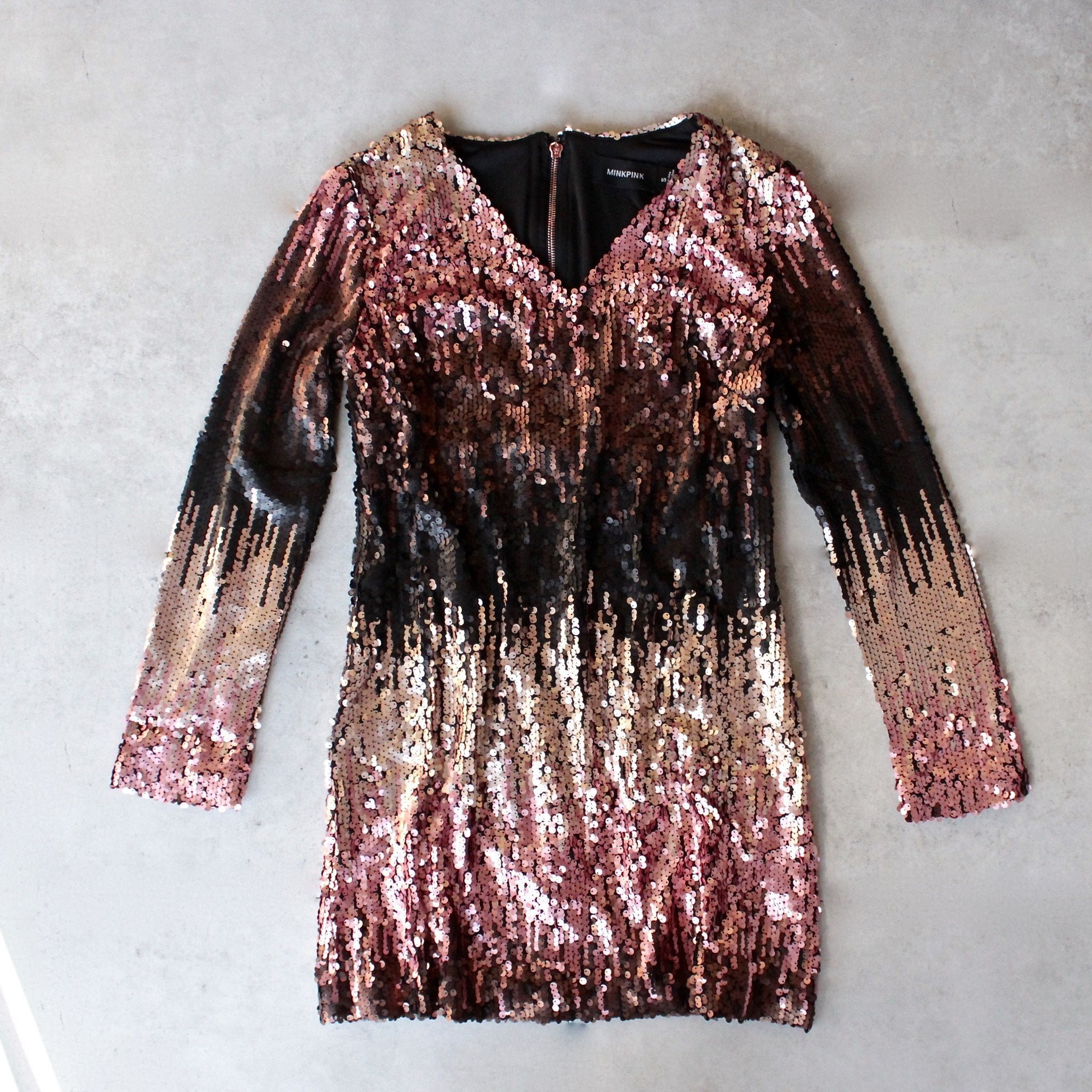 minkpink - moon dust sequin dress - shophearts - 1