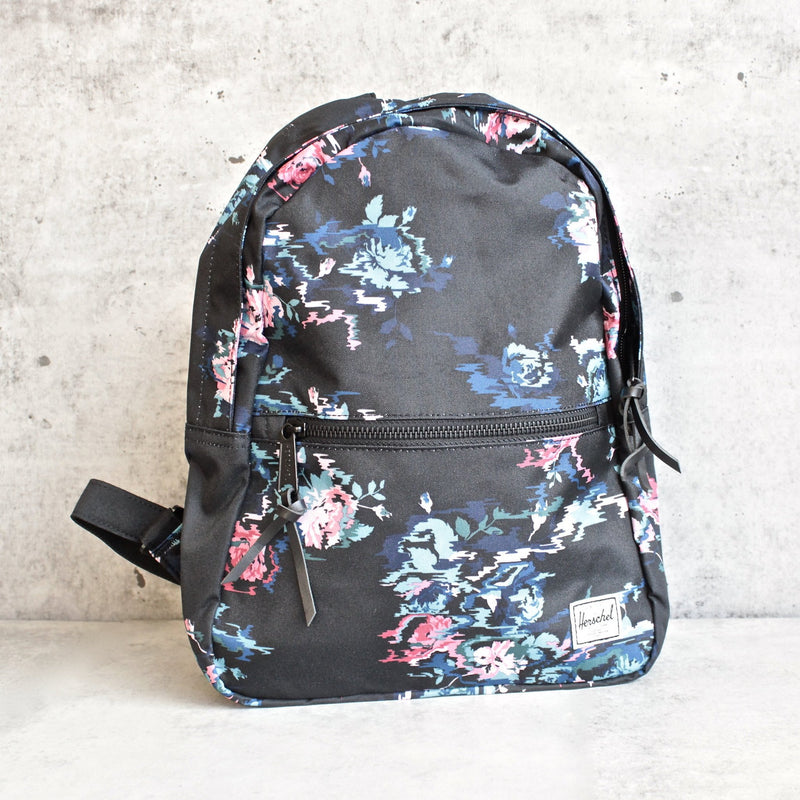 herschel supply co. - womens town backpack | floral blur - shophearts - 1