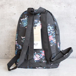 herschel supply co. - womens town backpack | floral blur