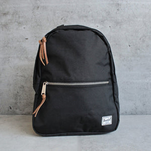 herschel supply co. - womens town backpack | black - shophearts - 5