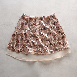set the tone sequin disc separates- rose gold - shophearts - 5