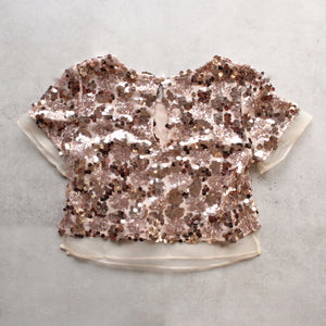 set the tone sequin disc separates- rose gold - shophearts - 4