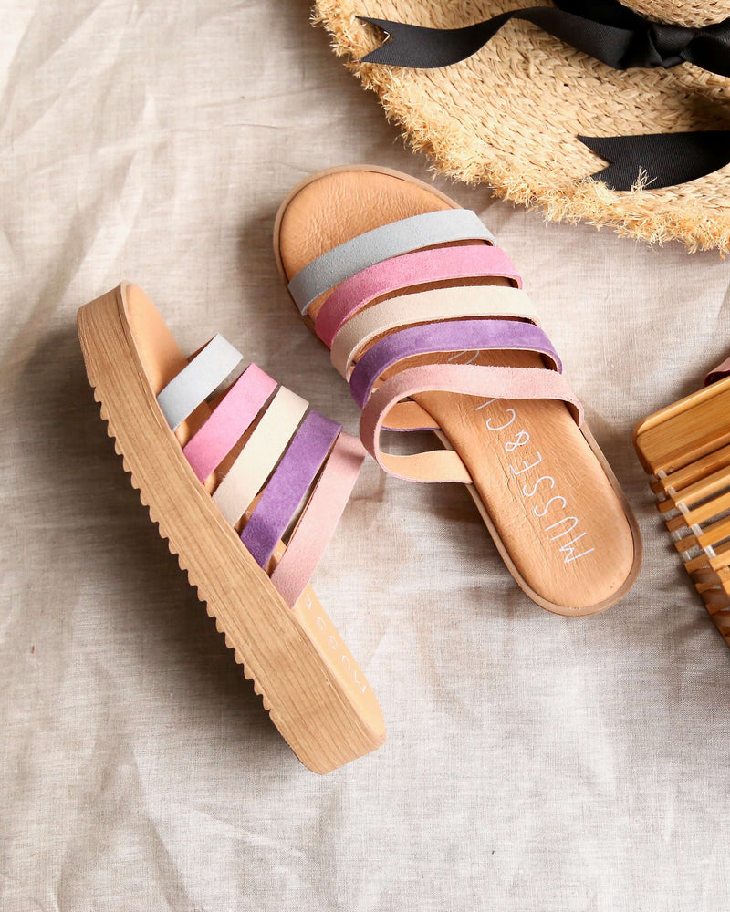 Musse & Cloud - Kasy Sandals in Mix