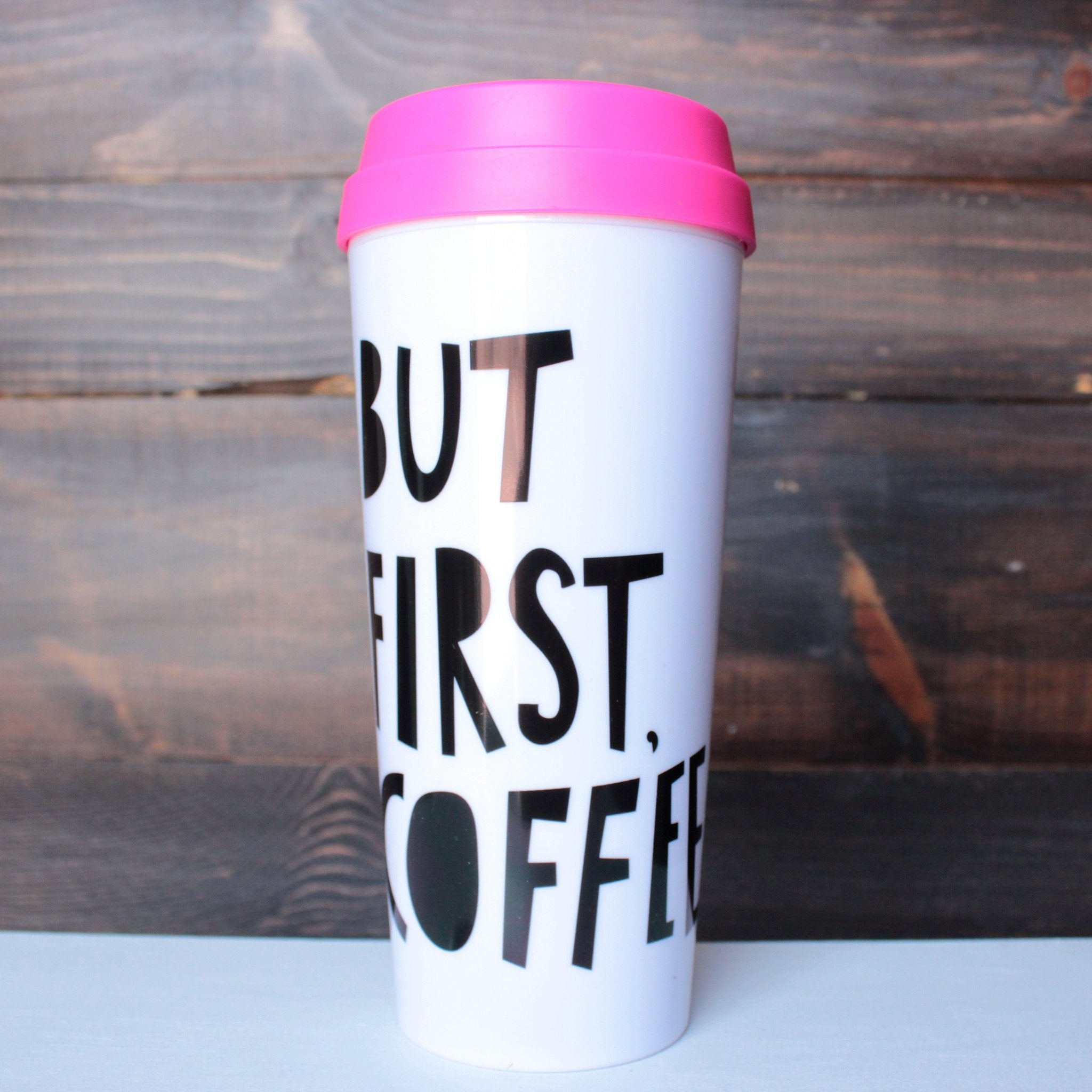 ban.do but first, coffee hot stuff thermal mug - shophearts - 1