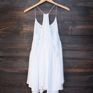 bohemian day dress - ivory - shophearts - 2