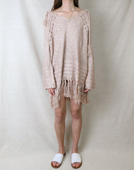 madison square x wilde heart gypsy warrior romper - ivory - shophearts - 4