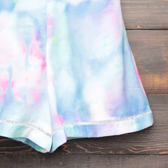 tie dye the watercolor romper - shophearts - 4