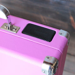 Crosley Cruiser Portable Turntable in pink - shophearts - 8