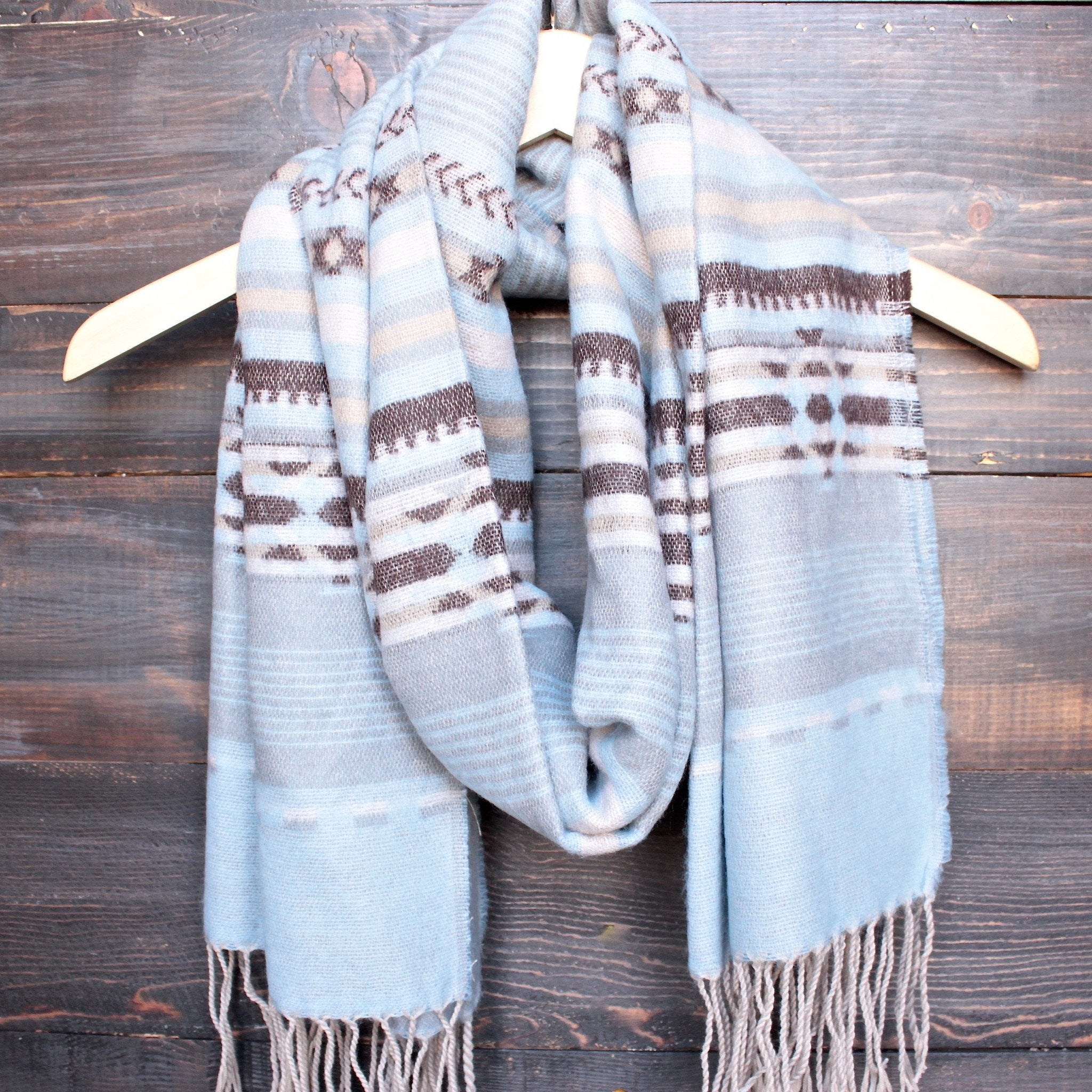 FINAL SALE - cozy blanket scarf (more colors) - shophearts - 1