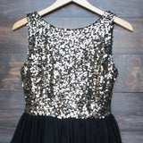 sugar plum dazzling sequin with tulle darling party dress (more colors) - shophearts - 3