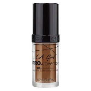 L.A. Girl - PRO coverage HD foundation