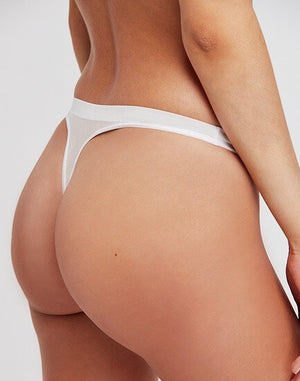 Free People - Intimately FP - Roxanne Mesh Thong in More Colors
