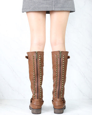 Paige Tall Women Studded Riding Boots in More Colors