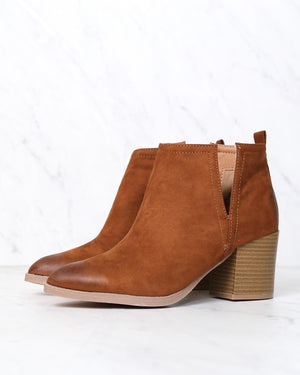 Side Slit Chelsea Ankle Booties in More Colors