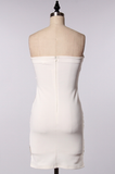 white snow party dress - shophearts - 6