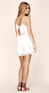 The Jetset Diaries - without suspense romper in white - shophearts - 8