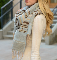 FINAL SALE - cozy blanket scarf (more colors) - shophearts - 3