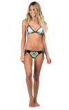 bikini lab - mix & match it takes hue triangle bikini top (top only) - shophearts - 5