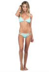 bikini lab - mix & match weaving on a jet plane hipster bikini bottoms - blue - shophearts - 3