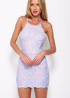 up all night scallop edge lace dress - lilac - shophearts - 5