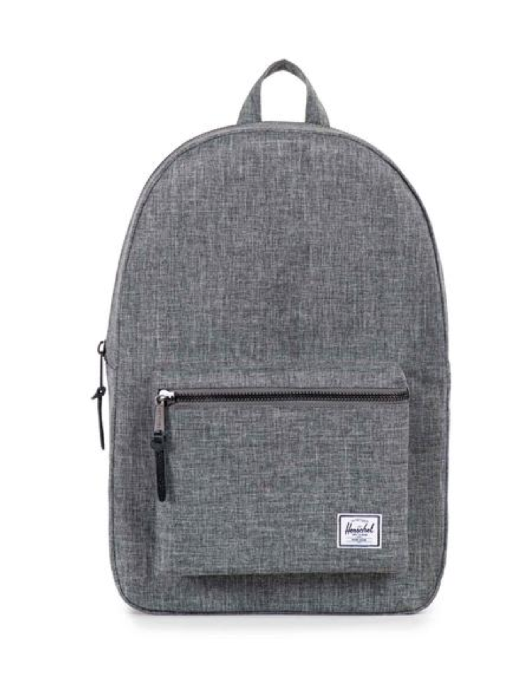 Herschel Supply - Settlement Backpack | Mid-Volume - Raven Crosshatch - shophearts - 2