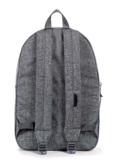 Herschel Supply - Settlement Backpack | Mid-Volume - Raven Crosshatch - shophearts - 5