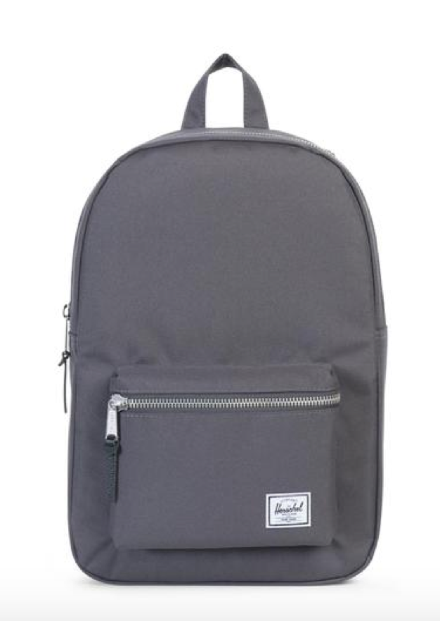 Herschel Supply - Settlement Backpack | Mid-Volume - Charcoal - shophearts - 2