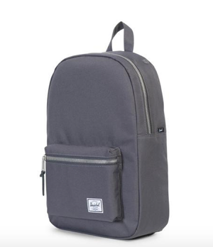 Herschel Supply - Settlement Backpack | Mid-Volume - Charcoal - shophearts - 4