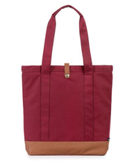 herschel supply co. - womens market tote - windsor wine - shophearts - 4