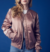 padded satin bomber jacket - mauve - shophearts - 7