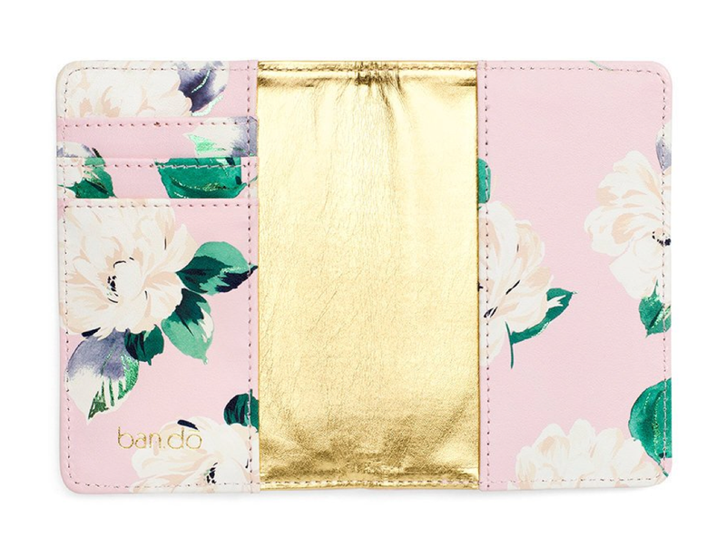 ban.do - the getaway lady of leisure - passport holder - shophearts - 3
