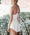 the jetset diaries - el dorado tan striped romper - shophearts - 2