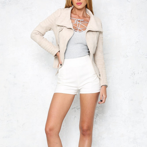 last kiss chic jacket - nude - shophearts - 1