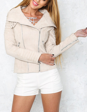 last kiss chic jacket - nude - shophearts - 2
