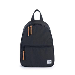herschel supply co. - womens town backpack | black - shophearts - 6