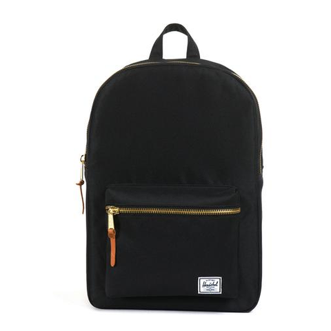 Herschel Supply - Settlement Backpack | Mid-Volume - Black - shophearts - 1